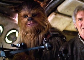 the new star wars the force awakens teaser will make you choke up jump for joy