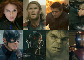 meet marvel s avengers an age of ultron character guide