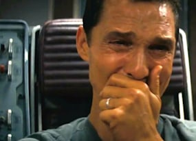 watch matthew mcconaughey s scary accurate reaction to the new star wars the force awakens teaser