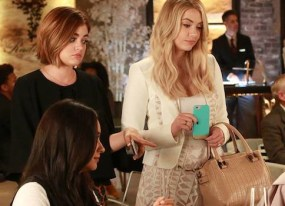 pretty little liars mid season 6 premiere recap there s a new a in town