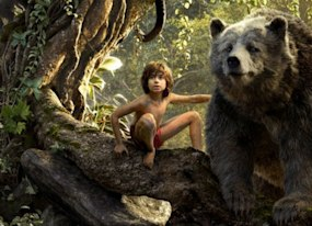 weekend box office the jungle book rules over the huntsman