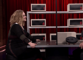 best of late night tv adele s box of lies and star wars as a romantic comedy