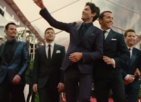 this entourage trailer is full of stars video