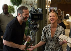 amy schumer and amp judd apatow can t wait for you to see trainwreck
