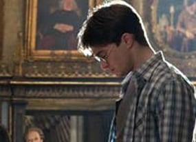 exclusive photos from harry potter and the half blood prince