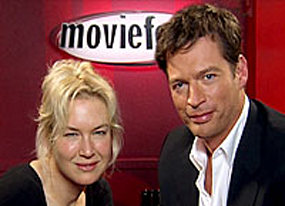 harry connick jr and renee zellweger wrestle in tapioca pudding