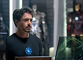 preview iron man 2 set visit
