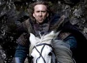 season of the witch trailer nic cage gets medieval video