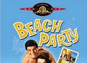 free movie of the day beach party