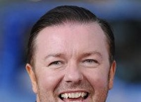 ricky gervais dishes on hosting the golden globes