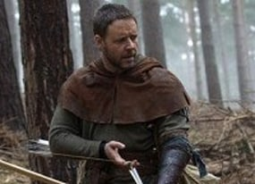 get a first look behind the scenes of robin hood video