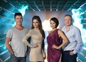 x factor the movie anyone