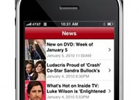 moviefone s improved iphone app live now in itunes