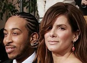 ludacris proud of crash co star sandra bullock s ludicrous success in 2009