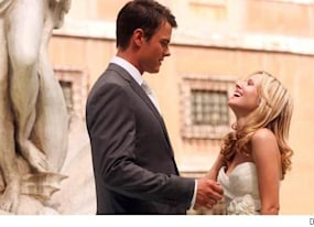 10 things to know about kristen bell josh duhamel and amp when in rome