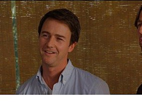 edward norton and amp tim blake nelson talk leaves of grass going south and amp more video