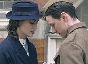 james mcavoy and keira knightley talk atonement and awards buzz