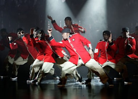 meet george sampson flawless and the stars of streetdance 3d video interviews