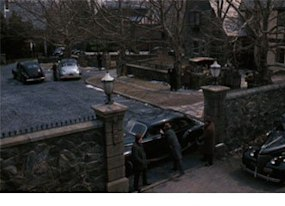 famous movie locations corleone mansion from the godfather staten island ny