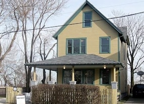 famous movie locations ralphie parker s house from a christmas story cleveland ohio