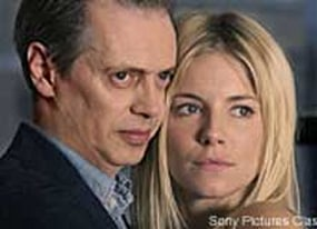 sienna miller and steve buscemi do an interview about interview