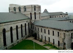 famous movie locations shawshank state prison from the shawshank redemption mansfield ohio