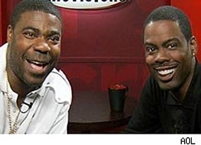 chris rock eulogizes tracy morgan in death at a funeral