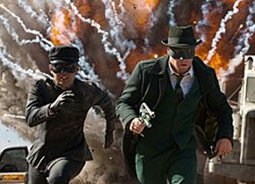 15 things we learned on the set of the green hornet