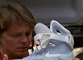 nike unveil patent for back to the future trainers