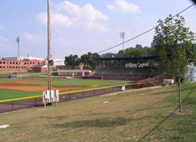 famous movie locations the ballpark from bull durham durham nc