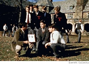 famous movie locations st andrew s school from dead poets society middletown de