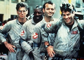 scenes songs we love saving the day from ghostbusters