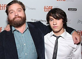 keir gilchrist gushes about it s kind of a funny story co star zach galifianakis