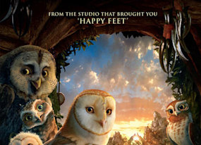 first clip legend of the guardians the owls of ga hoole