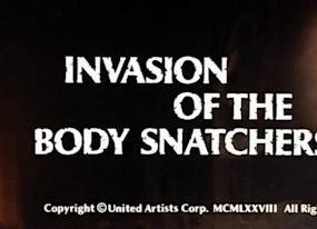 scenes we love invasion of the body snatchers 1978