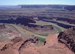 famous movie locations the cliff in thelma and amp louise moab ut