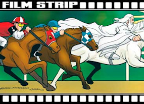 film strip secretariat seabiscuit and shadowfax photo finish