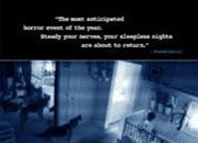six second reviews paranormal activity 2