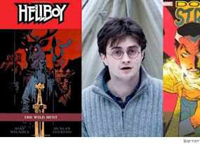 the comics stand comic books that harry potter fans will love