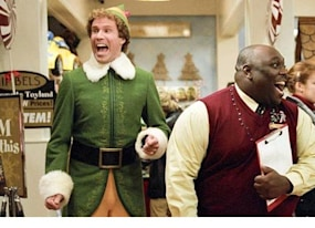 3 elf best christmas scenes of all time