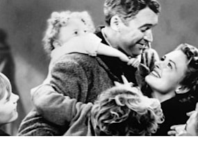 1 it s a wonderful life best christmas scenes of all time