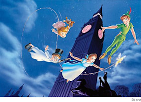 peter pan begins all over again in proposed prequel