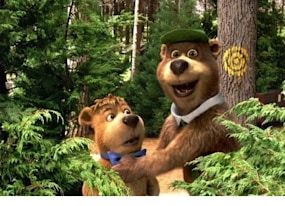 yogi bear review no smarter than the average sack of doorknobs