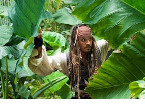 5 things we learned on the set of pirates of the caribbean on stranger tides