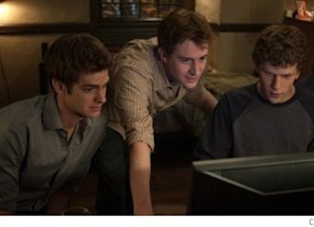 oscar rankings does social network still have a chance