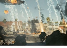 military experts weigh in on battle los angeles