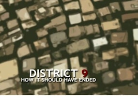 how district 9 should have ended video