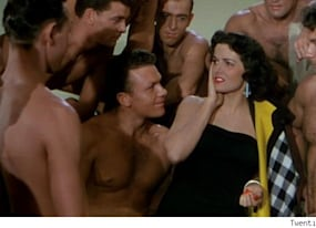 jane russell more than just a brunette among blondes