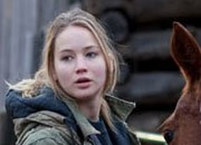 jennifer lawrence is katniss in the hunger games so what happens now