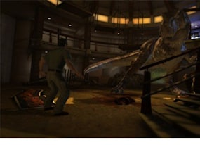 head back to isla nublar in this jurassic park the game developer diary